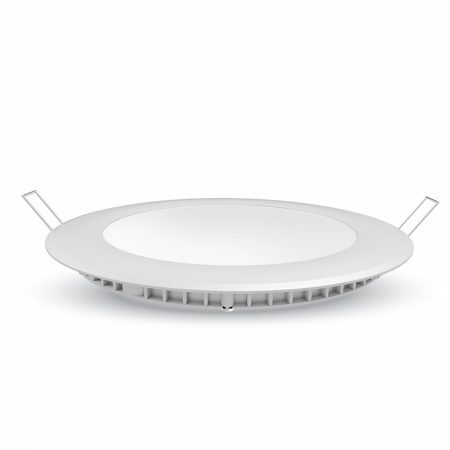 Downlight 6w Led Luz Fría 420Lm Redondo - Andalucia Led SL